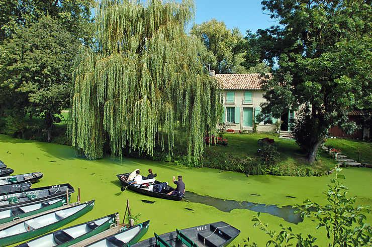 Le Marais poitevin, au fil de l'eau