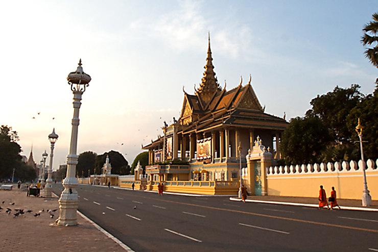 Phnom Penh : la perle de l'Orient, d'hier et d'aujourd'hui