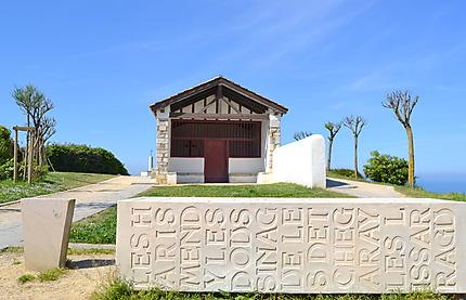 Chapelle Sainte Madeleine à Bidart
