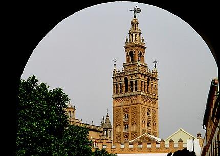 Clocher de la Cathédrale de Séville