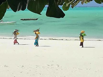 Matin à Zanzibar