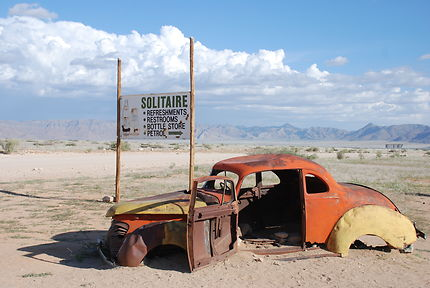 Dernière station avant le désert !
