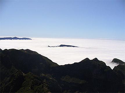Un lit de nuage