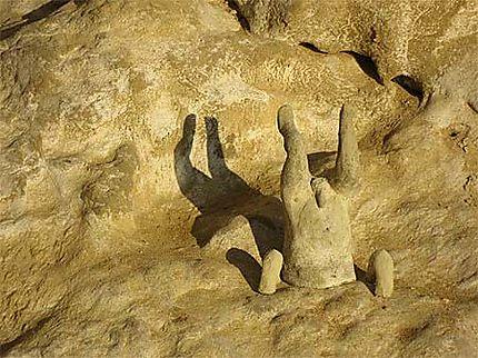 Red Beach : plage des sculpteurs à emporter