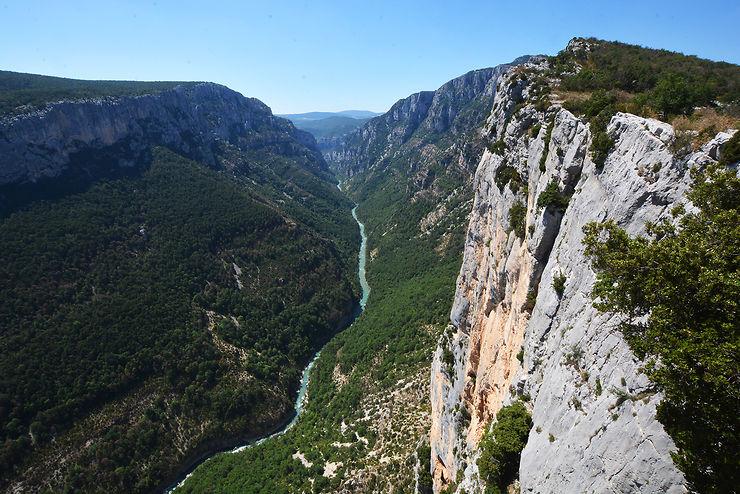 Les gorges du Verdon : le Grand Canyon made in France