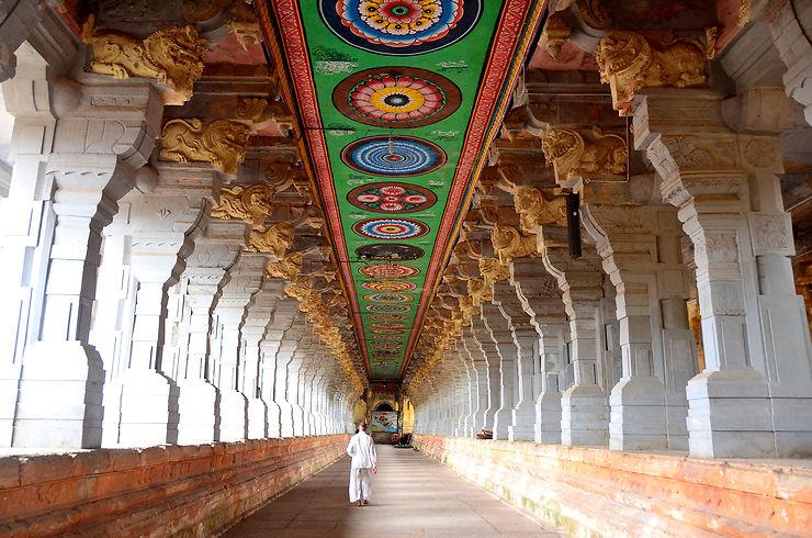 Rameswaram et Dhanushkodi dans les pas du dieu Rama
