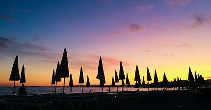 Sunset on Ponchettes