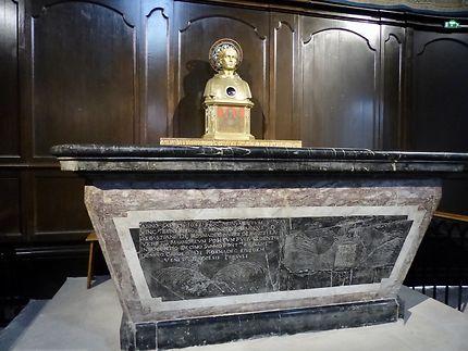 Le tombeau de St Vincent Ferrier Cathédrale