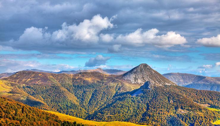 Les Monts du Cantal (Cantal)