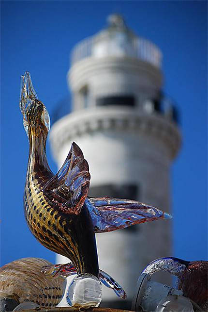 Le phare de Murano