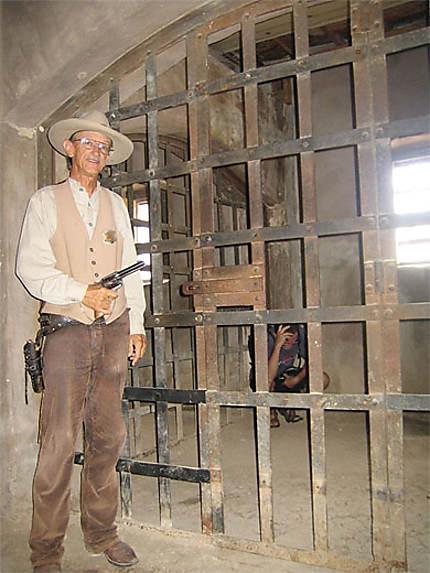 Le prisonnier et le marshall