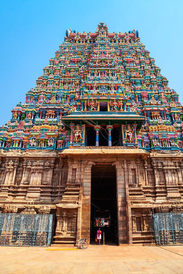 Madurai, archétype de la ville indienne sacrée