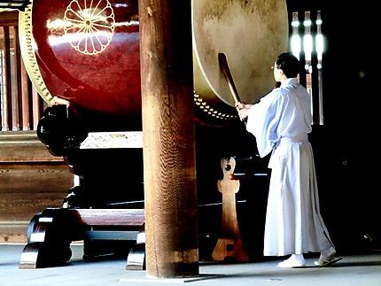 Tambour Meiji Jingu