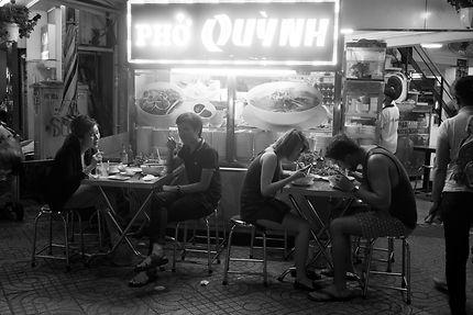 Soirée à Hô Chi Minh