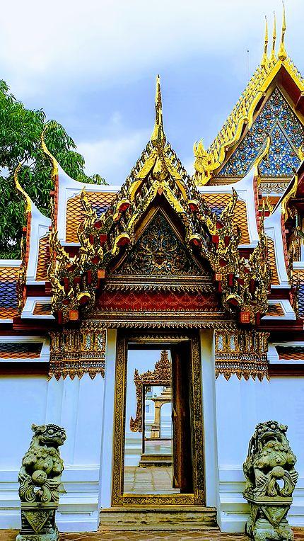 Wat Pho, un des plus vieux temples de Bangkok
