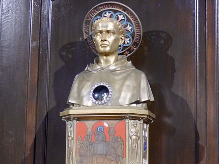 St Vincent Ferrier de la Cathédrale de Vannes