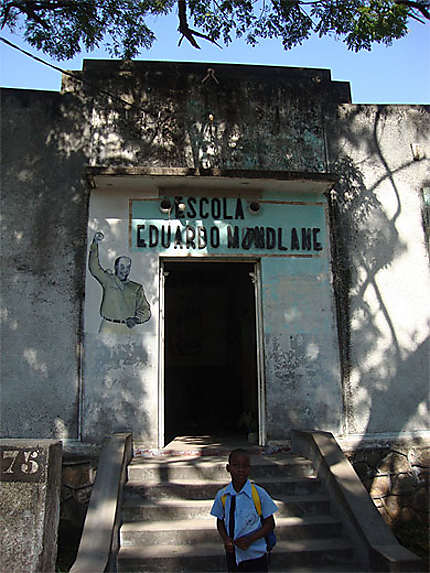 Escola Eduardo Mondlane