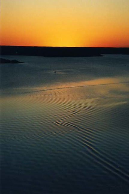 Le soleil et la mer