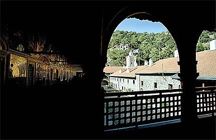 Monastères Mont Troodos