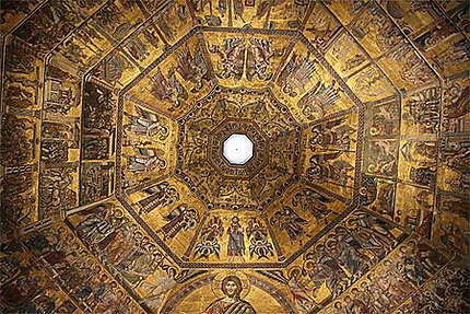 Les mosaïques du baptistère