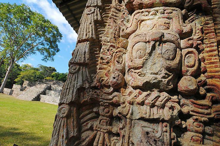 Copán, un trésor maya au Honduras