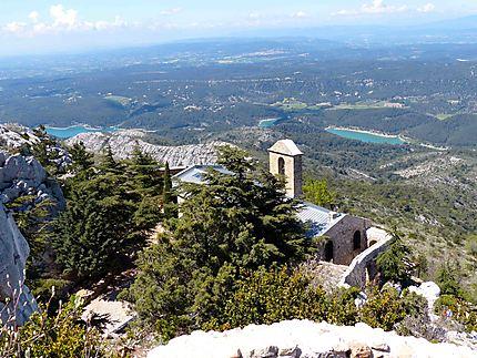Panorama depuis la Sainte Victoire