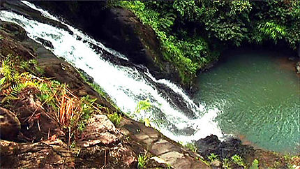 Rio Cedro waterfalls