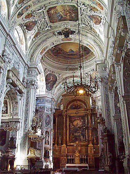 Décoration baroque