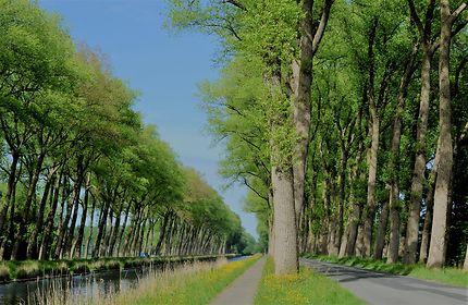 De Bruges à Damme
