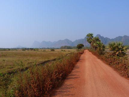 Sur les chemins birmans