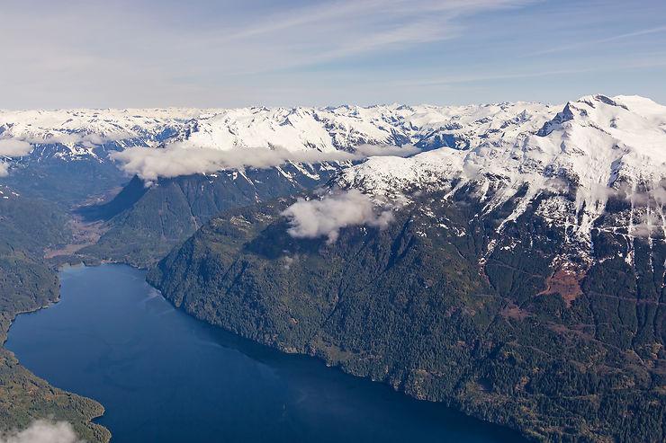 Jervis Inlet : un majestueux fjord canadien, format XXL