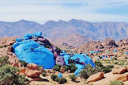 Le désert peint