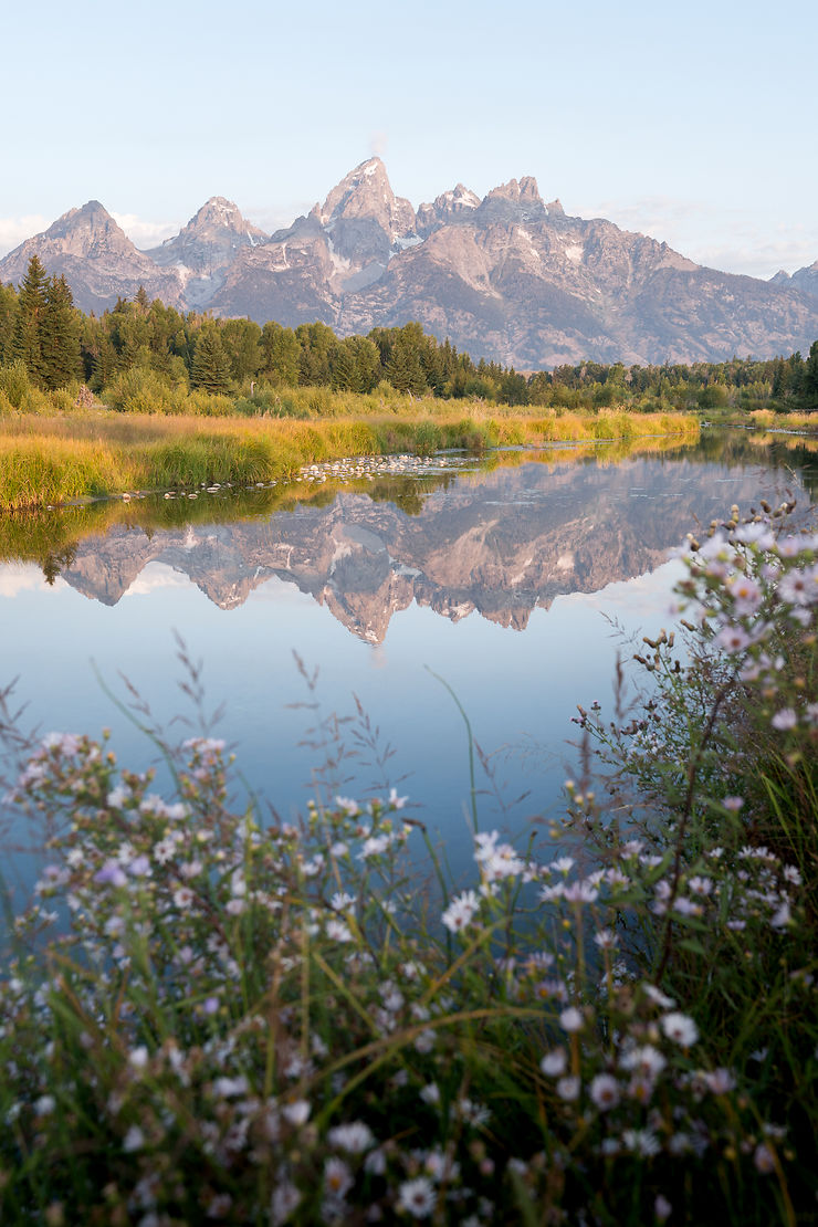 Parc national de Grand Teton, Wyoming