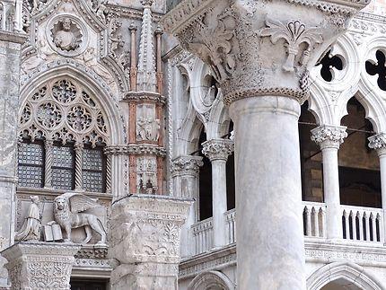 Le Palais des Doges, Venise