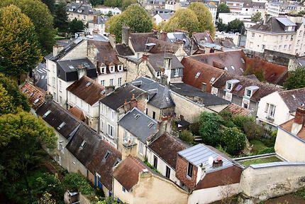 Caen - vieux quartier