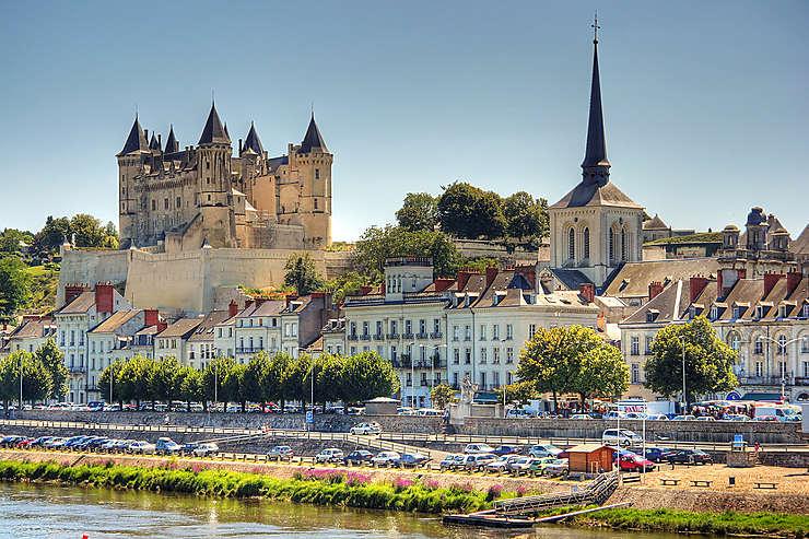 Saumur, l'Anjou insolite