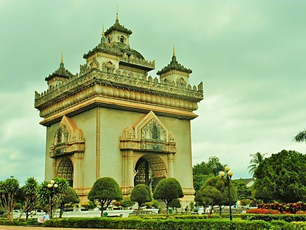 Arc de Patuxia - Vientiane