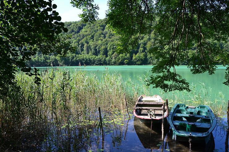 Sur La route des lacs du Jura, Franche-Comté