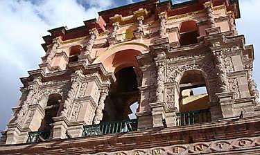 Potosí et Sucre