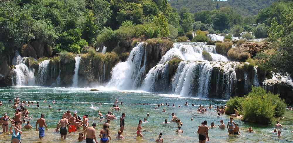 Road Trip de deux semaines en Croatie en juillet 2017