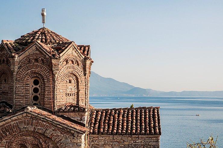 Église Saint-Jean de Kaneo, Macédoine