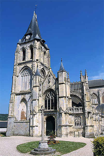 Eglise Notre-Dame-de-l'Assomption, Arques-la-Bataille