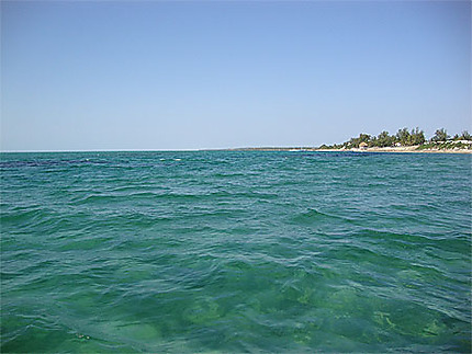 La mer du Mozambique