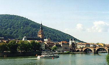 Heidelberg (Forêt-Noire, Bade-Wurtemberg)