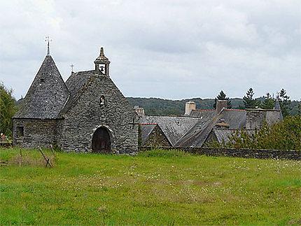 Chapelle du château de Rochefort