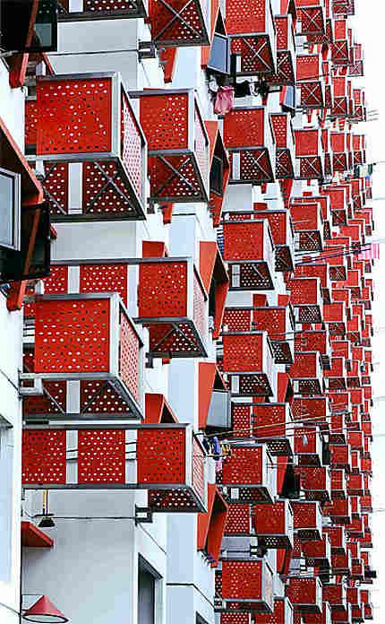 Immeuble Bugis