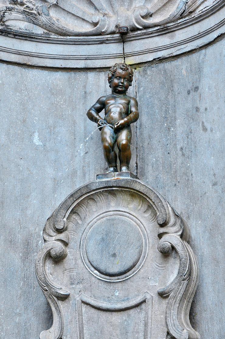 Insolite - Bruxelles : le Manneken-Piss n'urine plus de l'eau potable