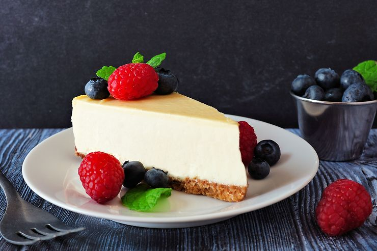 Cheesecake - États-Unis