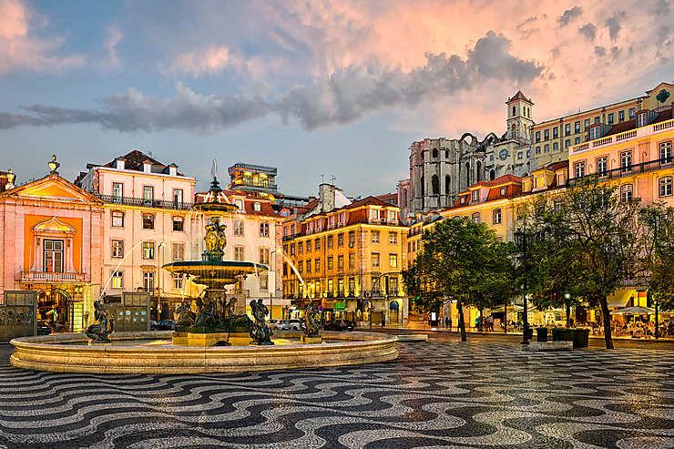 Des visites guidées avec l'association Lisbonne à pied