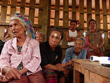 Demande de soins, Laos